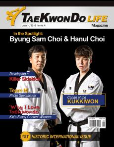 Copy of Copy of TKD Life June 2016-Choi - Cover