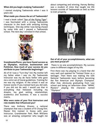 To read the full article visit: https://www.magzter.com/US/Tae-Kwon-Do-Life/Tae-Kwon-Do-Life-Magazine/Sports/181159